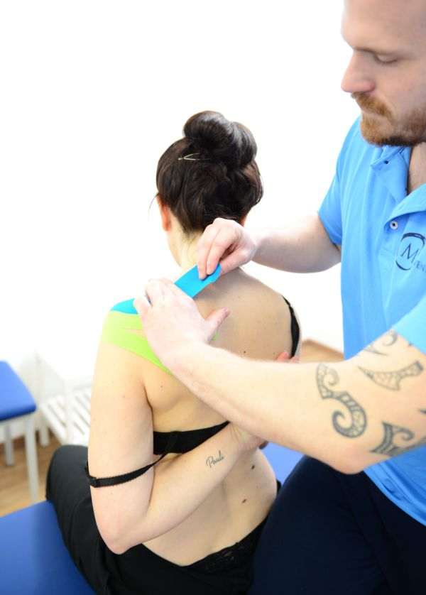 MOVENDUS - Kinesio Tape - Kinesiologisches Tape