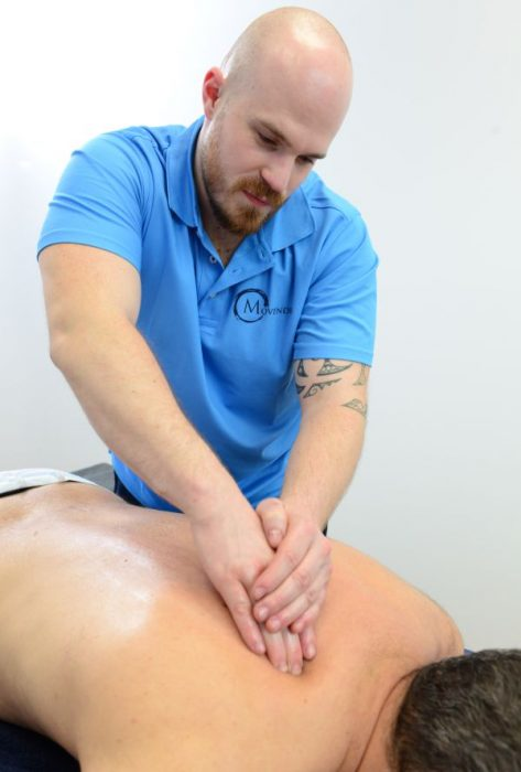 MOVENDUS Physiotherapie - Massage